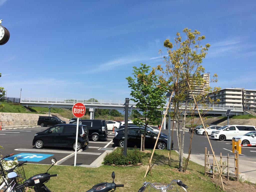 de愛ひろば西口側駐車場画像